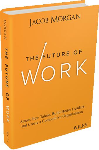jacob morgan s books the future of work employee experience