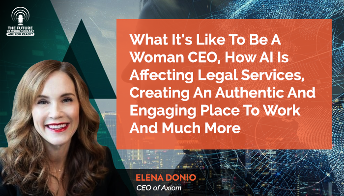 elena donio axiom leadership