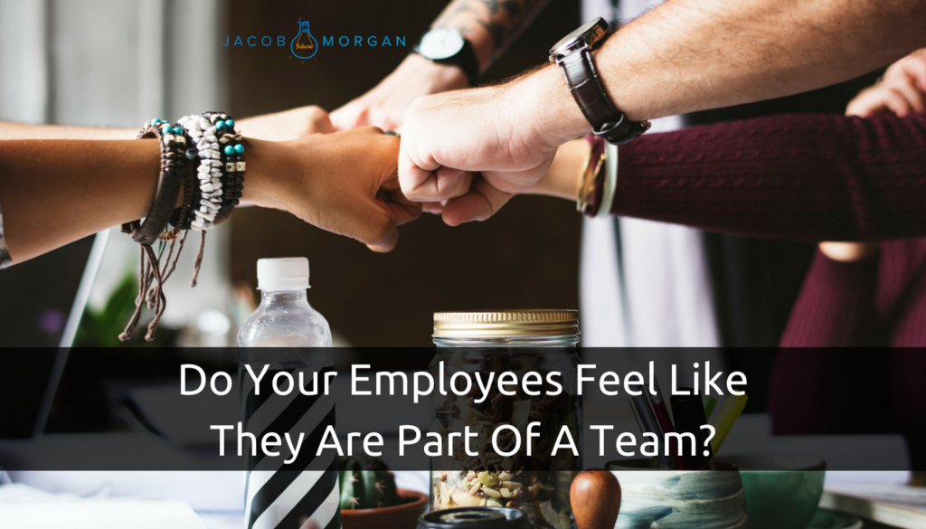 employee experience team business