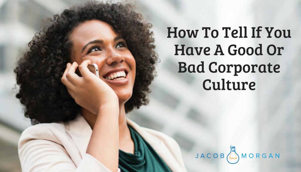 corporate culture employee experience leadership