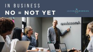 In Business, No = Not Yet