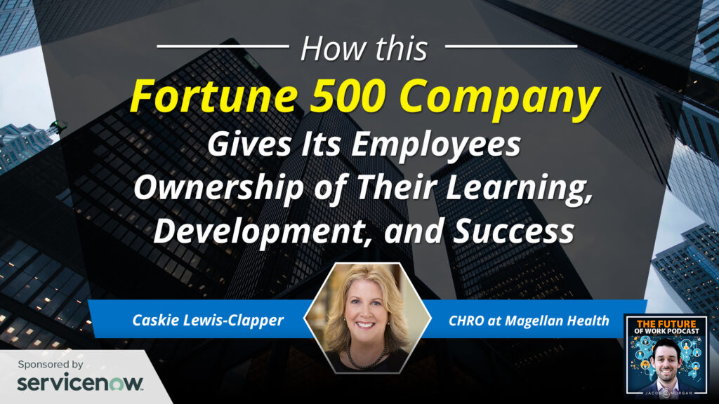 How This Fortune 500 Company Gives Its Employees Ownership Of Their