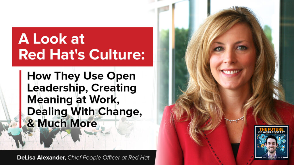 delisa alexander red hat chief people officer